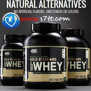 whey protein gold standard natural