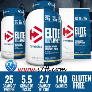 اليت واى بروتين Dymatize Elite Whey