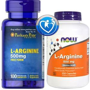 الارجينين Arginine 500