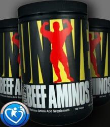 يونيفرسال بيف امينو Universal Beef Aminos