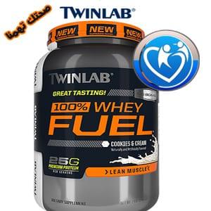 بروتين واى فيول twinlab whey fuel