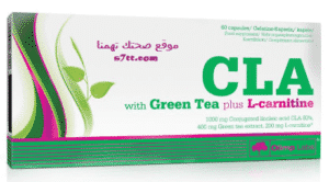 OLIMP CLA & GREEN TEA + L-CARNITINE