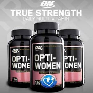 اوبتي ومن Opti-Women مالتى فيتامين للنساء