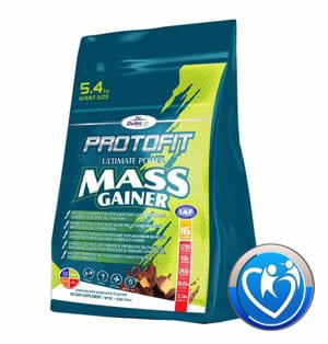 بروتو فيت ماس جينر protofit mass gainer