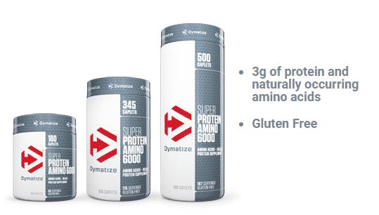 سوبر بروتين امنيو Super Protein Amino 6000