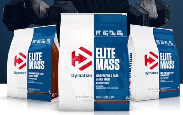 إليت ماس جينر Dymatize Elite Mass Gainer