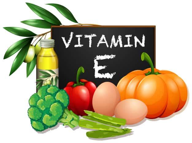 اضرار فيتامين E