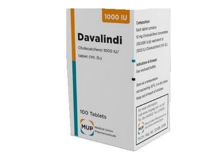 دافاليندي فيتامين