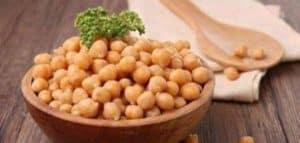 القيمة الغذائية للحمص