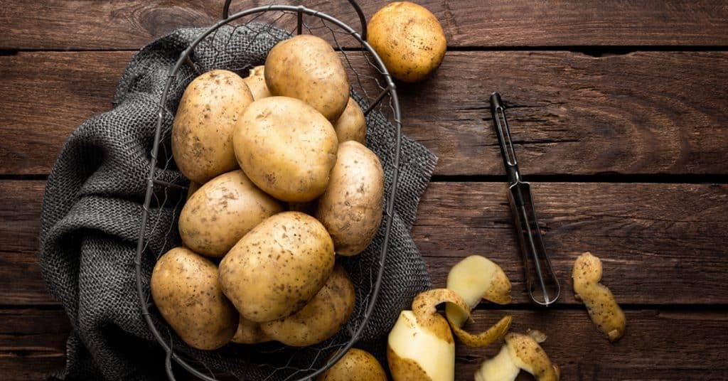 القيمة الغذائية للبطاطس